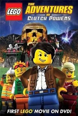 Лего: Приключения Клатча Пауэрса (2010) DVDRip онлайн