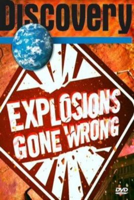 Страшные взрывы / Explosions Gone Wrong (2009) SATRip онлайн