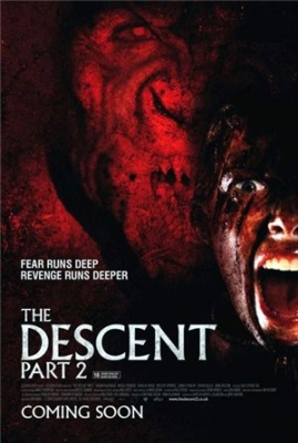 Спуск 2 / Descent part 2 (2010/ENG/DVDRip) онлайн