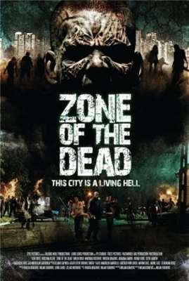 Зона мертвых / Zone of the Dead (2009/ENG) DVDRip онлайн