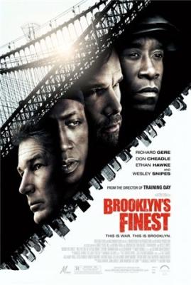 Бруклинские полицейские / Brooklyn's Finest (2009) онлайн