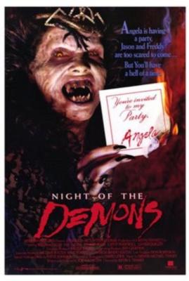 Смотреть Онлайн Ночь демонов DVDRip