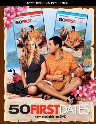 50 перших поцілунків - дивитись фільм онлайн