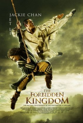 Запретное царство / Forbidden Kingdom (2008)  Онлайн
