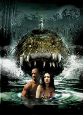 Смотреть Онлайн Рыба Франкенштейн DVDRip