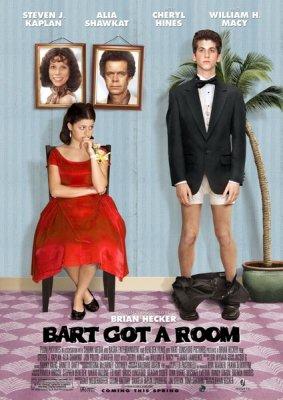 Барт снял номер в гостинице / Bart Got a Room (2008) Онлайн