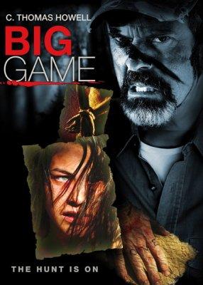 Большая игра / Big Game (2008) DVDRip Онлайн