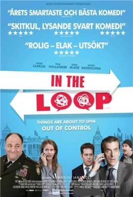 В петле / In the Loop (2009) HDRip онлайн