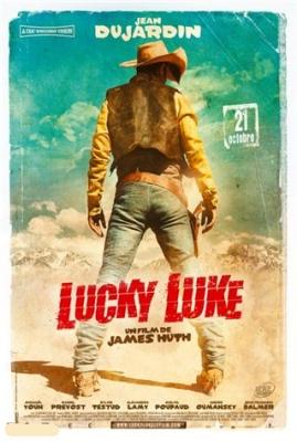 Счастливчик Люк / Lucky Luke (2009) DVDRip онлайн