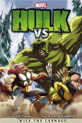 Халк против Тора / Hulk Vs Thor (2009/HDRip) онлайн