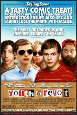 Протест молодости / Youth in revolt (2009/CAMRip) онлайн