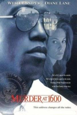 Убийство в Белом доме / Murder at 1600 (1997) DVDRip