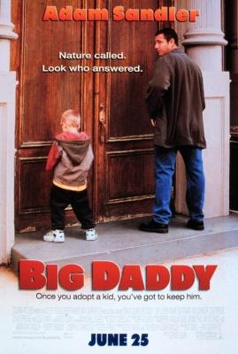 Большой папа / Big Daddy (1999) DVDRip