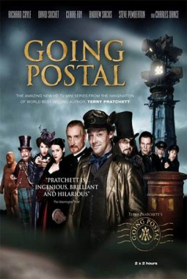 Опочтарение / Going postal (2010) HDTVRip смотреть