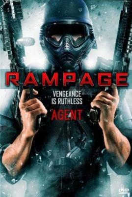 Резня / Неистовство / Rampage (2009) HDRip  смотреть