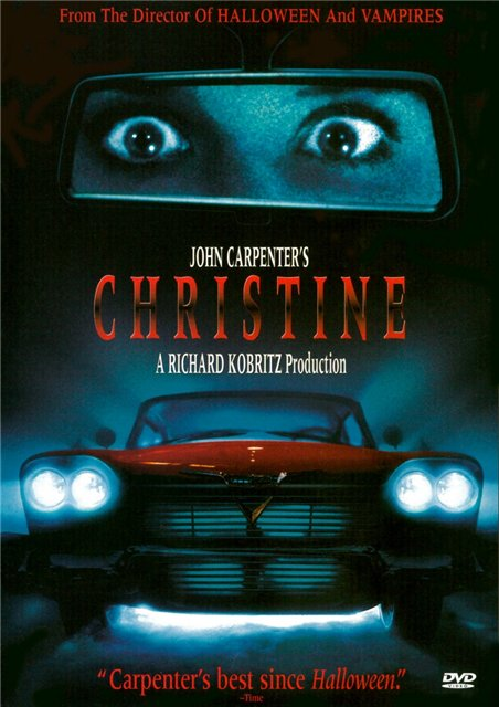 Кристина / Christine (1983) онлайн
