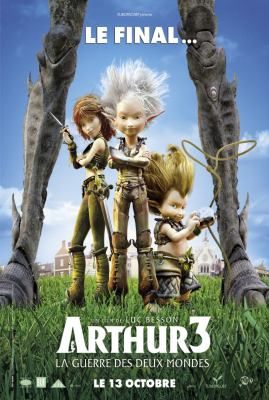 Артур и война миров (2010) смотреть онлайн
