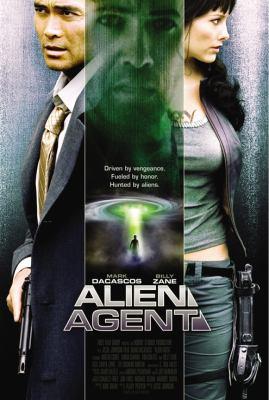 Агент пришельцев (2007) смотреть онлай