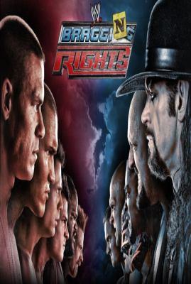 WWE бахвальство человека (2010)