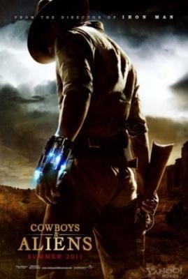 Ковбои против Пришельцев (2011)