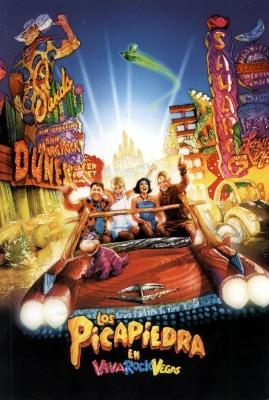 Флинстоуны в Рок-Вегасе (2000) Смотреть онлайн