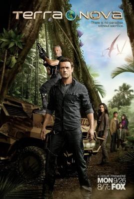 Терра Нова 1 сезон (2011) Смотреть онлайн
