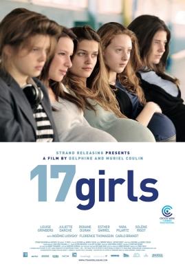 """Смотреть онлайн фильм """"17 девушек"""""""