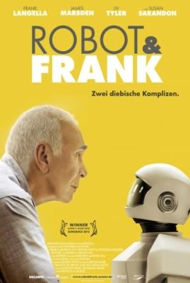 Робот и Фрэнк(2012)Смотреть онлайн