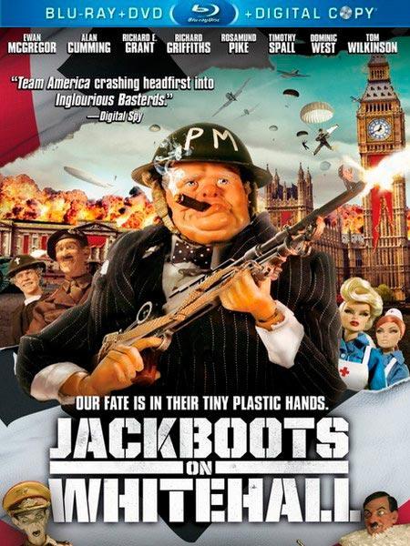 Сапоги на Уайтхолле / Jackboots on Whitehall (2010 )