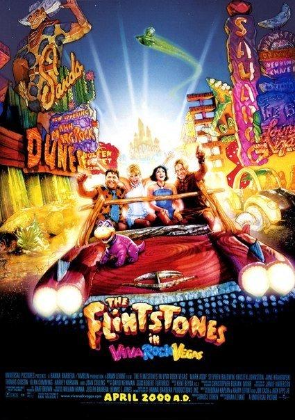 Флинтстоуны в Вегасе (2003)