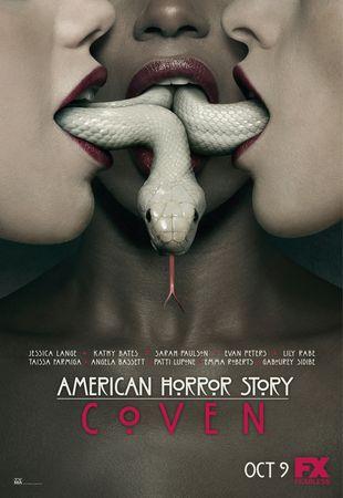 Американская история ужасов / 3 сезон (2013)