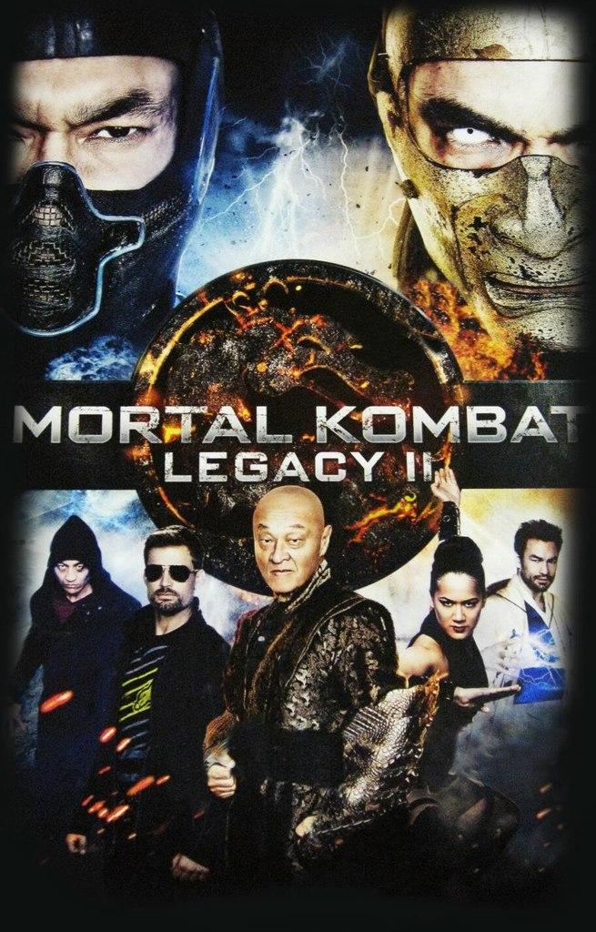 Смертельная битва: Наследие. 2 сезон (2013)