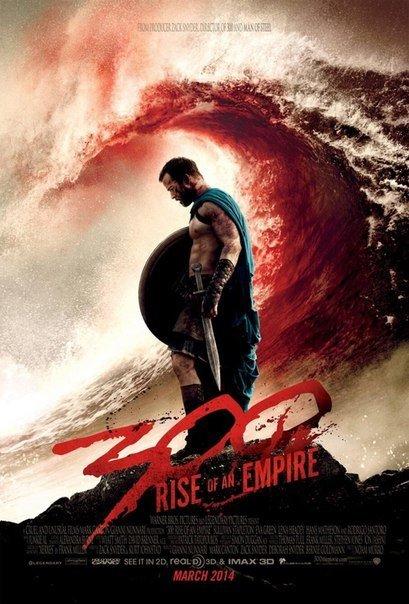 300 спартанцев: Расцвет империи (2014)