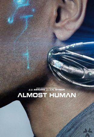 Почти человек (2013) все серии
