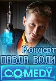 Новогодний концерт Павла Воли 30 декабря 2013